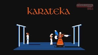 Karateka (Apple II) - Video Game Years 1984