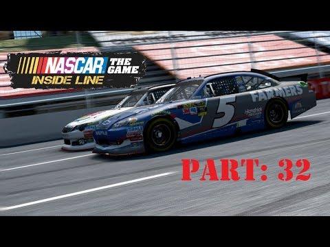 NASCAR The Game: Inside Line ~ Part 32 (Good Sam Roadside Assistance 500)