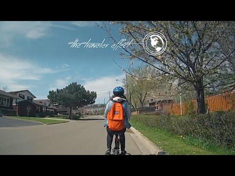 TRAVELER BICYCLE #1 - ECHO VALLEY PARK
