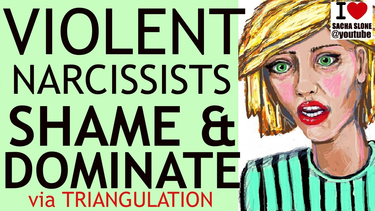 The Violent Narcissist: Triangulation Is Aggression