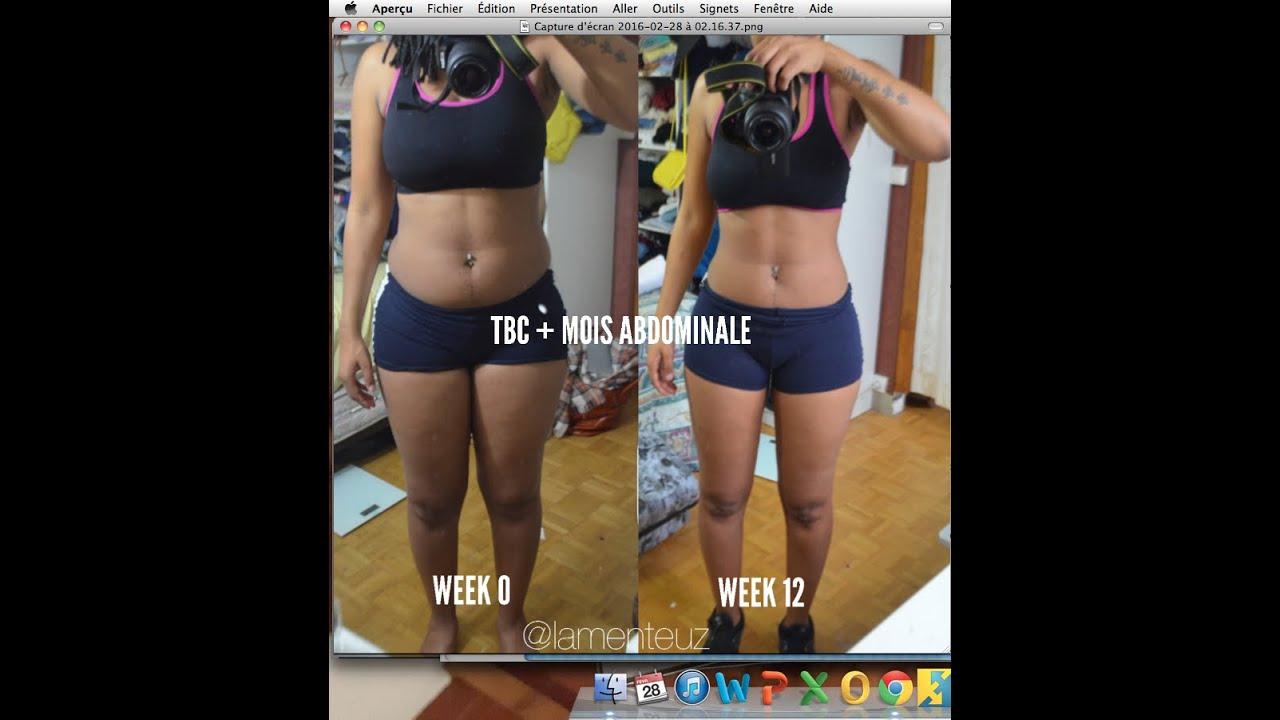 Extrêmement TBC - Top Body Challenge fin et bilan - YouTube RF14