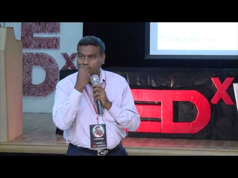 Garbage to Gold | C Srinivasan | TEDxVITVellore