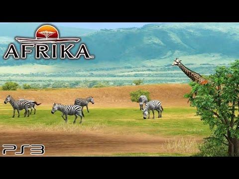 Afrika - Ps3 Gameplay (2009)