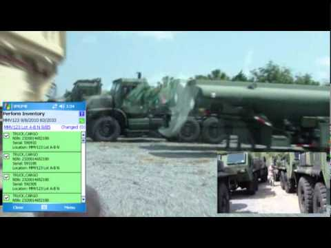 US Marines Does Military Equipment Inventory Management in 22 Minutes