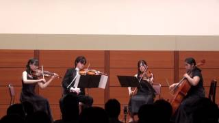 "日本BGMフィル「小組曲アクトレイザー」Act.1, JBPO ""Petit Suite ActRaiser"" Act.1 [String Quartet]"