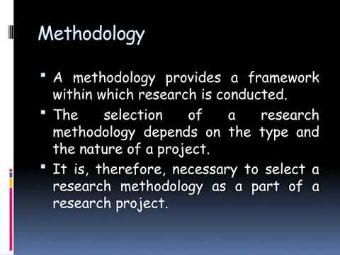 Conducting Research | Guide to the ALM Thesis