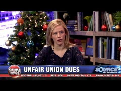 Undemocratic union dues