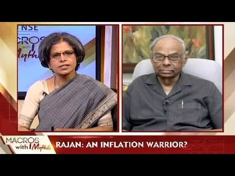 Macros With Mythili – Discussing Macroeconomic Fundamentals With Dr C Rangarajan