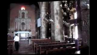 Cây đàn cổ organ Las Pina và Nhà Thờ Thánh Joseph