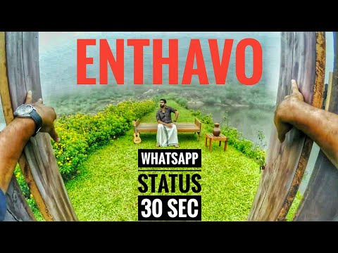 Enthavo | Whatsapp Status | Job Kurian | GoPro