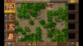 Let's Play Jagged Alliance: Deadly Games [Campaign, Mission 1]