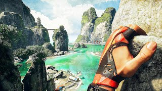 The Climb Gameplay Trailer (1080p HD) Crytek Oculus Rift VR Game