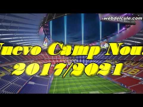 Nuevo Camp Nou 2021