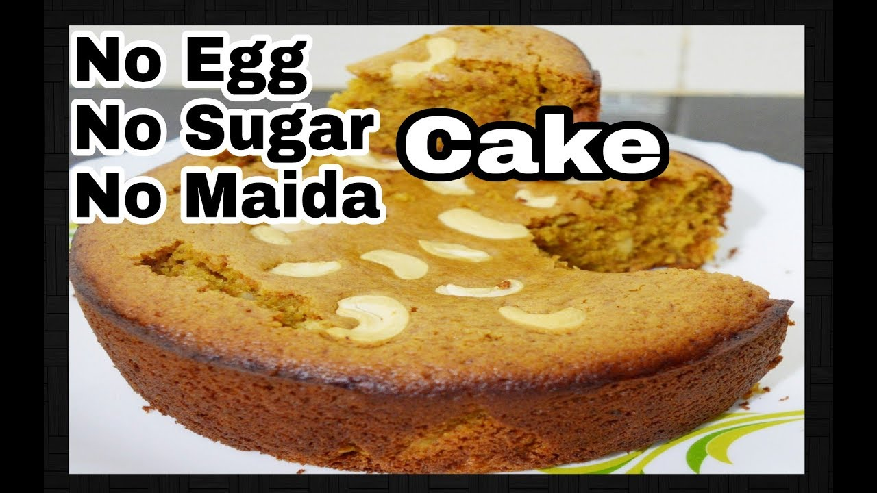 How to make vanilla cake without egg in tamil