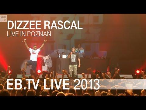 Dizzee Rascal live in Poznań (2013)