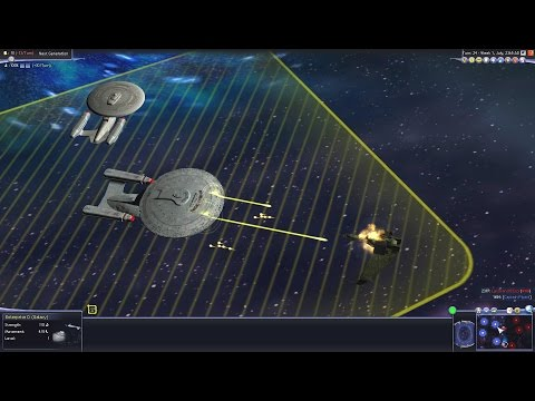Star Trek Civilization IV BTS FF Mod Tour HD - Part 2/2