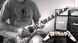 Metallica - Harvester Of Sorrow Guitar Cover