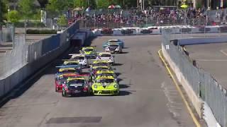 Porsche Cup Canada 2017 - Grand Prix Trois-Rivieres
