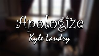 Apologize Variation by Kyle Landry (spontaneous piano playing in a British estate)