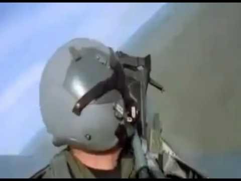 UFO seen by Fighter Jet