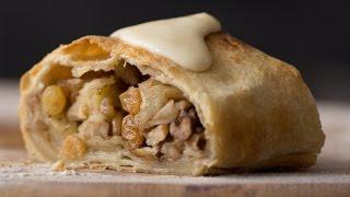 Яблочный Штрудель || Bread & Butter || Хлеб и Выпечка на FOOD TV