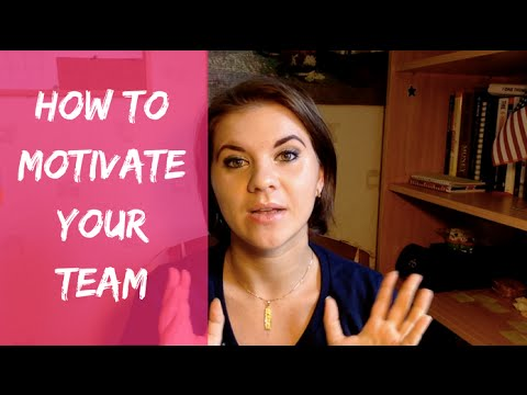MLM Training – How to Motivate Your Team in Network Marketing