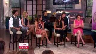 The Talk - 'Jane the Virgin' Cast Spill on Season Premiere