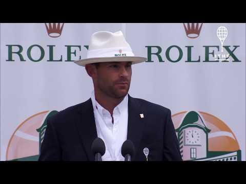 Andy Roddick - ITHF 2017 Induction - Full Speech