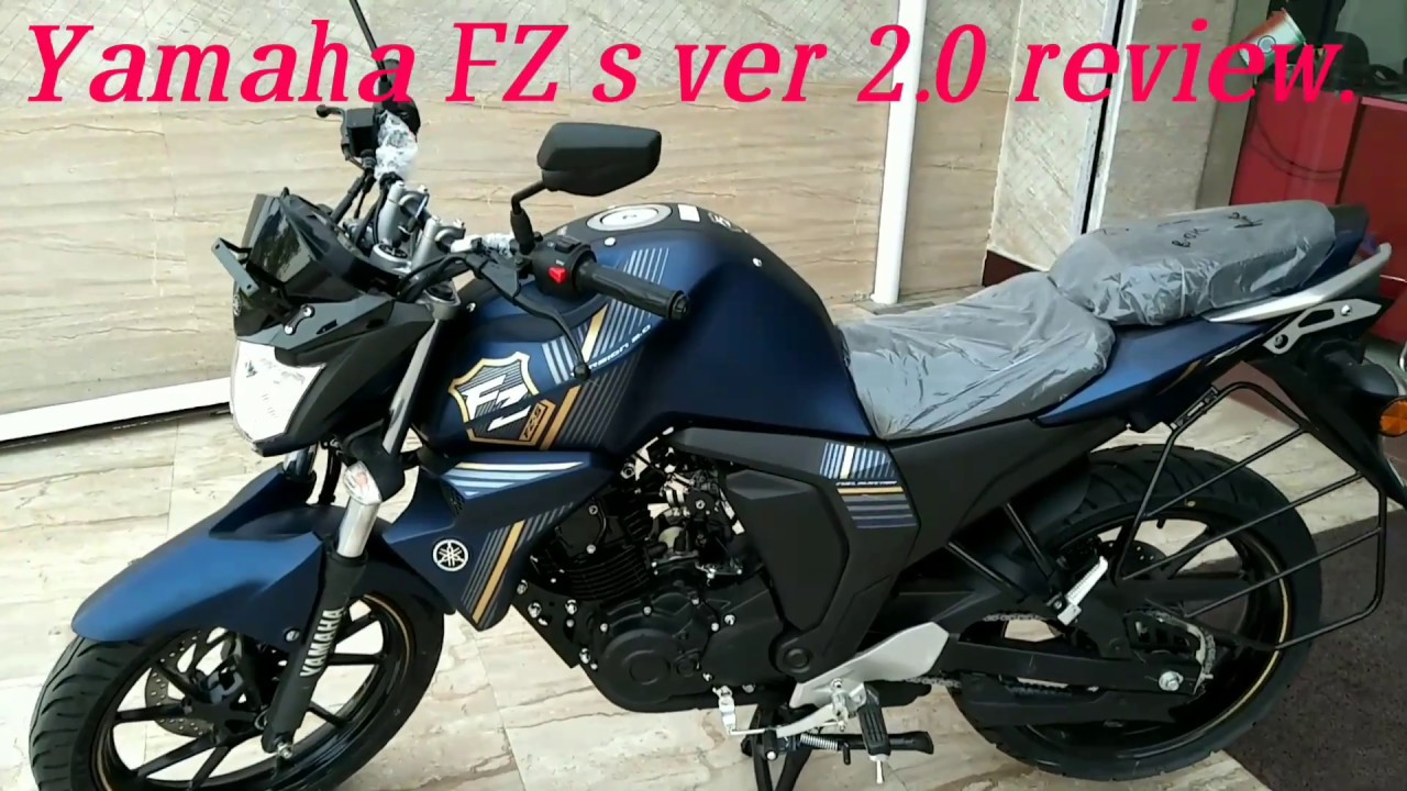 Yamaha Fz Top Speed
