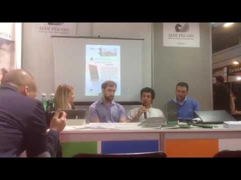 Schegge Riunite per Rivolta alla Locanda al Salone del Libro di Torino