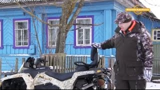 Охота на лося с Николаем Валуевым