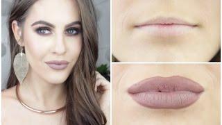 How To Get BIG Lips | Makeup Tutorial