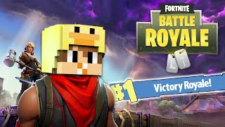 FORTNITE BATTLE ROYALE | GETTING BACK TO BACK VICTORY ROYALES IN FORTNITE