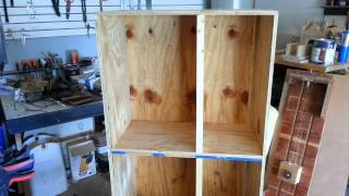 Face Frame cabinetry made easy!