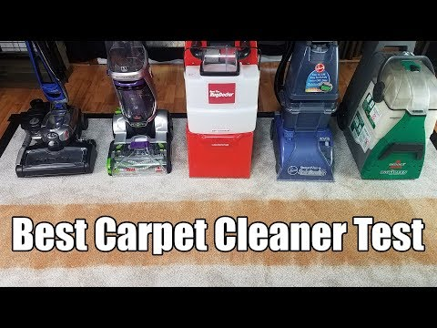 best-carpet-cleaning-machines-tested---2018