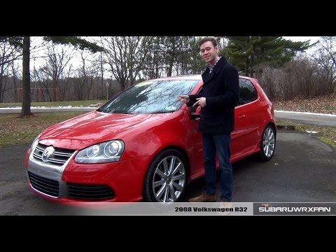 Review: 2008 Volkswagen R32