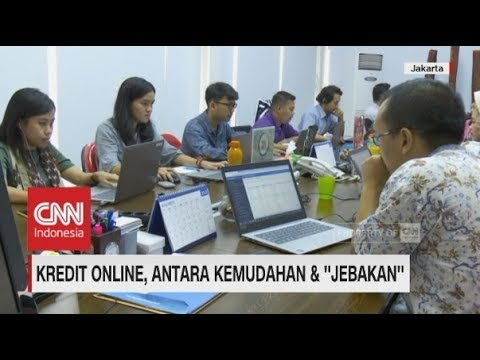 Kredit Online, Antara Kemudahan &