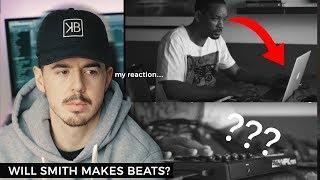 Will Smith Makes Beats??? | Making a Beat FL Studio 12 Vlog