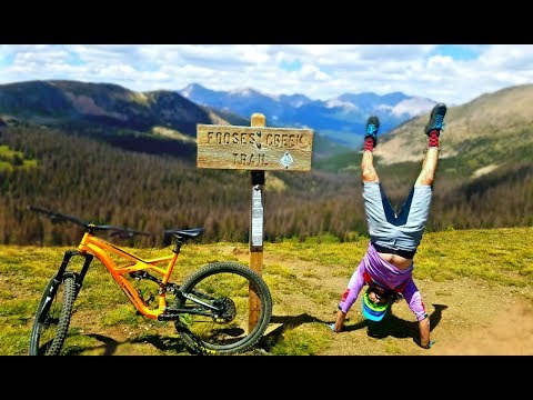 WILD ABOUT THIS TRAIL | Monarch Crest out and back ride in Salida, CO