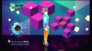 Party Rock Anthem - Just Dance 3 - PS3 Fitness