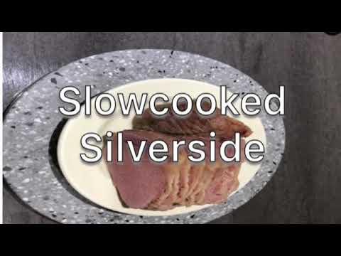 Cooking Silverside In My Slowcooker