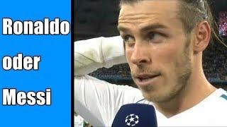 Ronaldo oder Messi..? SPIELER ANTWORTEN !