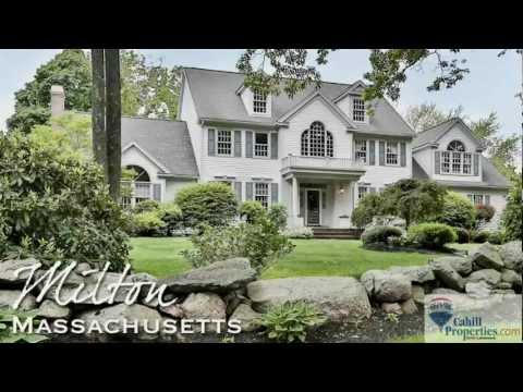 Loew Estate House for Sale, Milton Ma