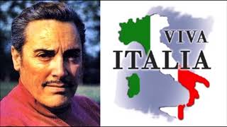 """Mario del Monaco """"Inno di Mameli"""" """"Fratelli d'Italia"""""""