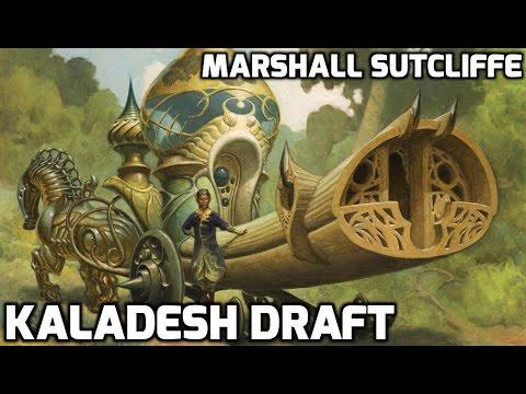 Channel Marshall - Kaladesh Draft #3 (Match 2)