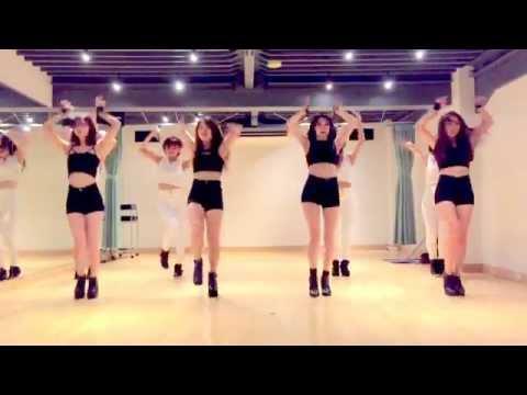 KARA(카라) 맘마미아(Mamma Mia) dance cover by 4line