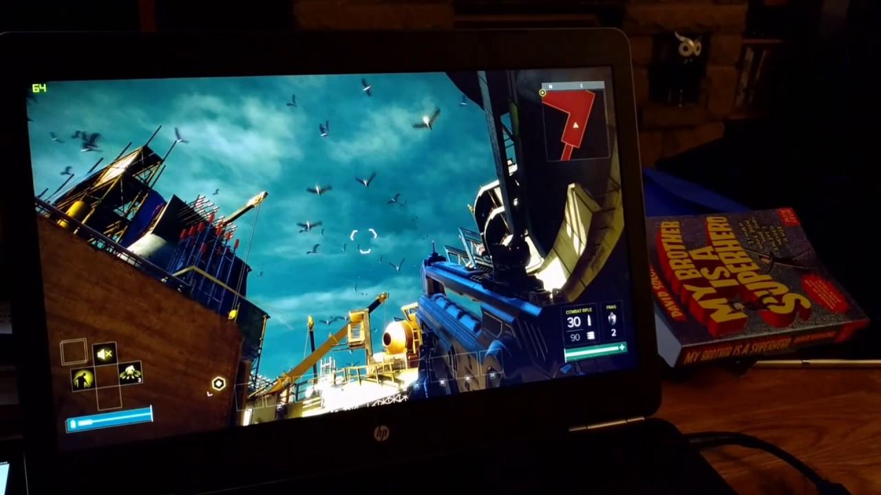 HP Omen w101na - Intel i7 6700hq Nvidia 1060 6gb - Fan Noise Levels From  Idle To Full Load