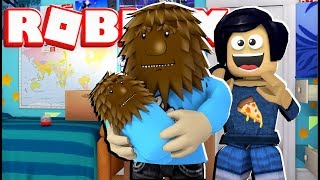 Baby Bacca In Roblox - Roblox Adopt Me Simulator w / Baby Bacca #1