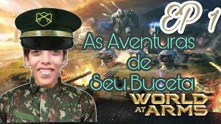 World at Arms #1: As Aventuras de Seu Bucet