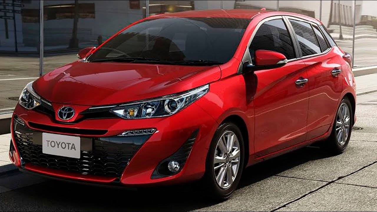 Седан Toyota Yari обзор
